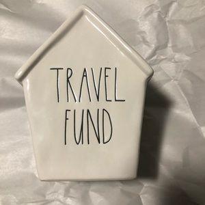 Rae Dunn Travel Fund Bank